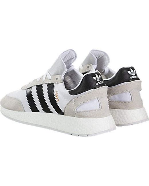 0465eeaff30 ... Adidas - Gray Iniki Runner Fitness Shoes Grey for Men - Lyst ...
