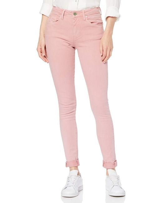 Pepe Jeans Pink Hose