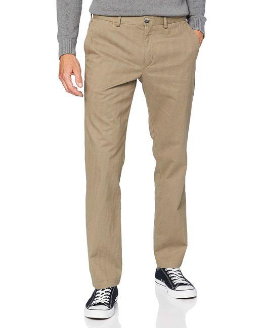 Hombre Denton Mini Print Pantalones Tommy Hilfiger de hombre de color Natural