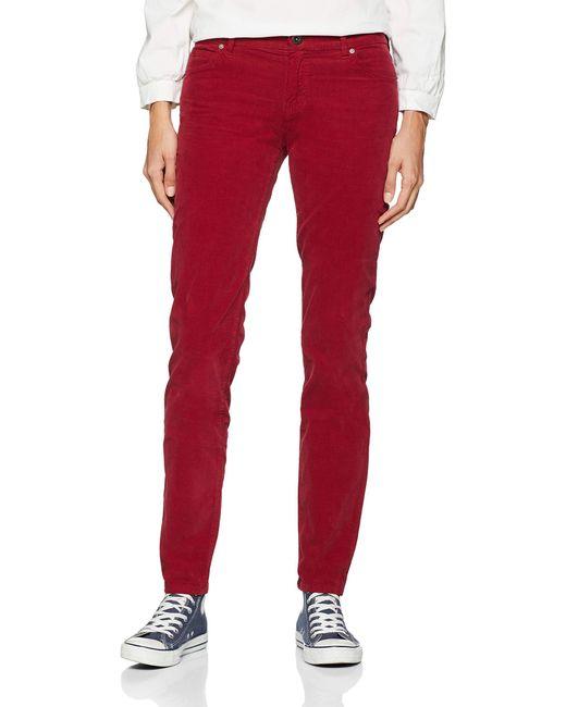 808103511035 Pantaloni di Marc O'polo in Red