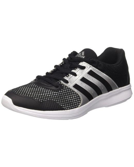 Essential Fun II W Adidas en coloris Black