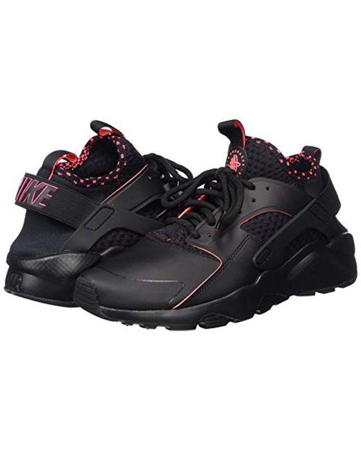 c0be1f889c9b ... Nike - Black Air Huarache Run Ultra Se Gymnastics Shoes for Men - Lyst  ...