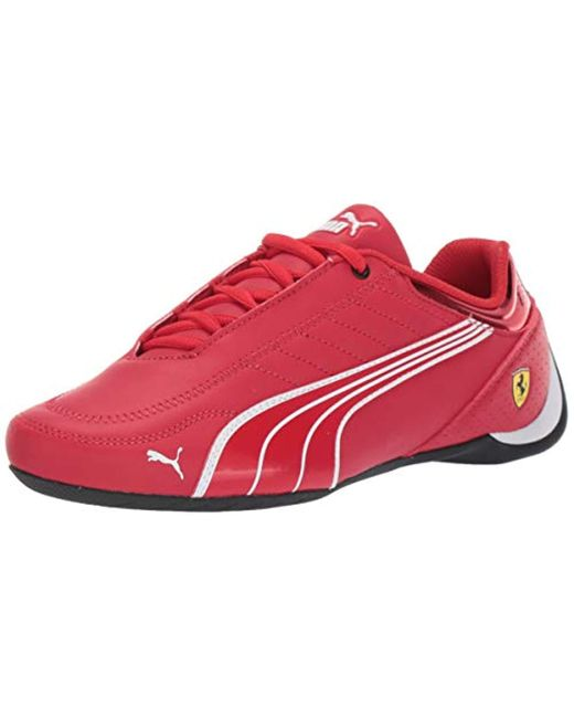 moins cher bb281 22835 Men's Red Sf Future Kart Cat Trainer