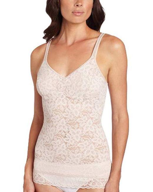 2197b5930d0 Lyst - Bali Shapewear Lace  n Smooth Cami - Save 12%