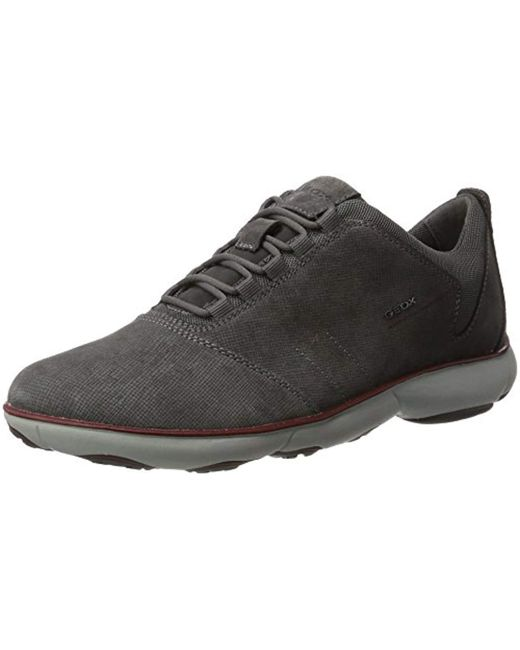 ce59632bdf0 Geox U Nebula C Low-top Sneakers in Gray for Men - Save 17% - Lyst