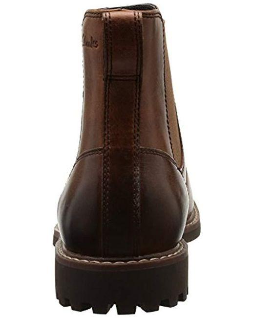 718d3e53 Men's Brown Montacute Top Chelsea Boots