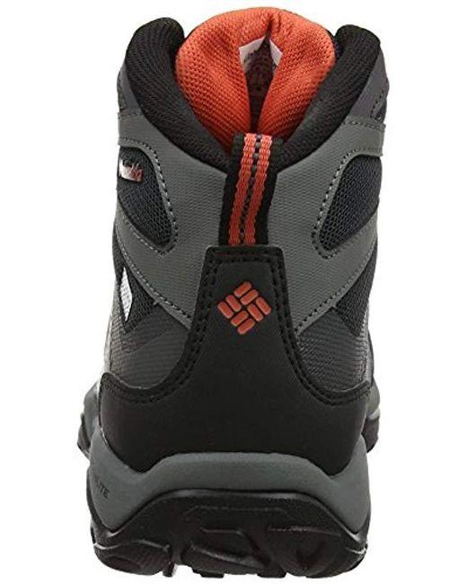 c2ada4c9389 Columbia Peakfreak Xcrsn Ii Xcel- Mid Outdry High Rise Hiking Boots ...