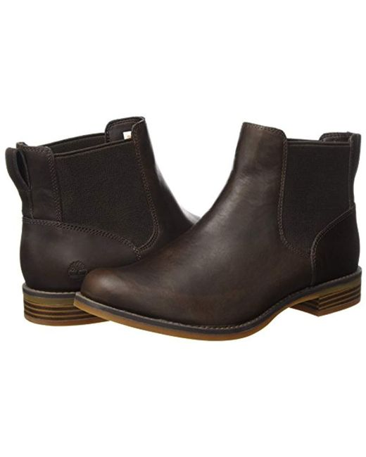 Low Magby Women's Chelseawide Brown FitBoots CeWrdoxB