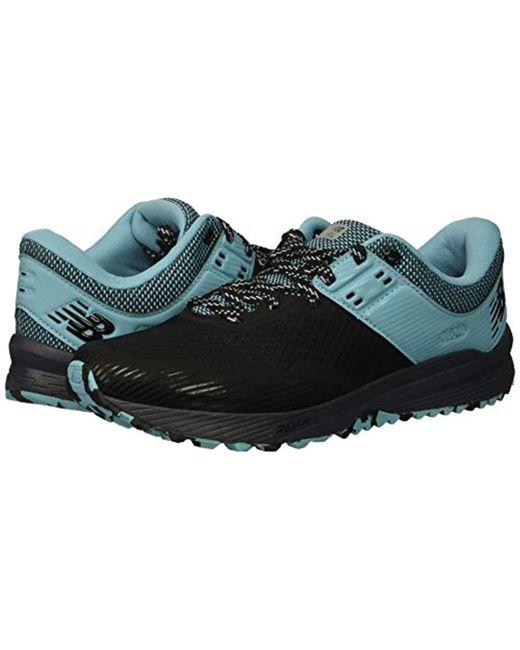 d520240c39a1e ... New Balance - Black Nitrel V2 Trail Running Shoes - Lyst ...
