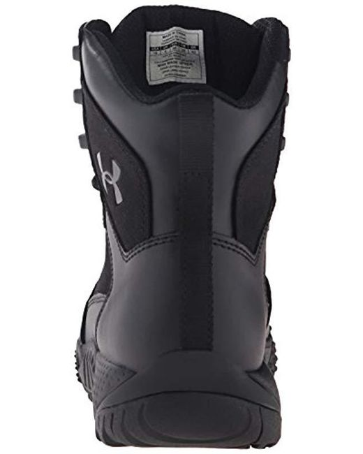 64f08e406a Men's Black Stellar Tactical Protection Boating Shoes