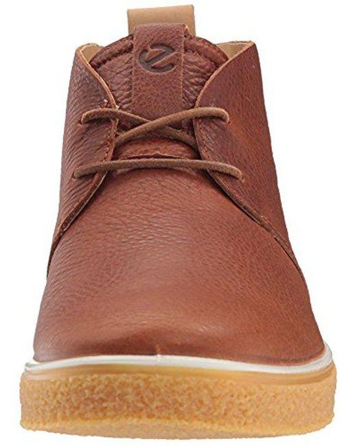 d8a4ad22977 Men's Brown Crepetray Chukka Boot