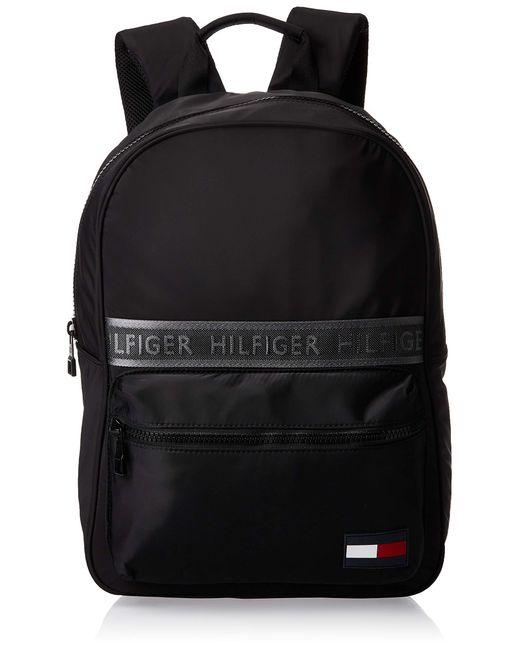 Tommy Hilfiger Sport Mix Backpack Solid Geldbörse in Black für Herren