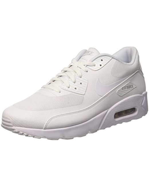 best loved 52aa2 d5229 Nike - White  s Air Max 90 Ultra 2.0 Essential Trainers for Men - Lyst ...