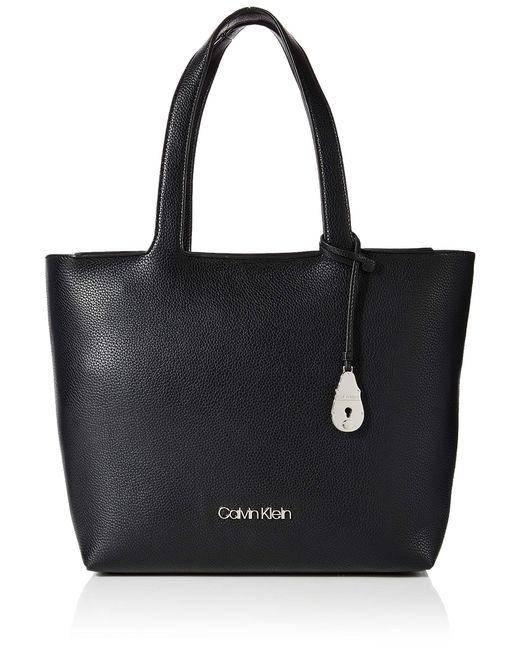 Neat Shopper Md Calvin Klein en coloris Black