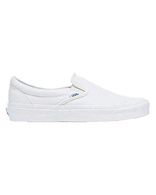 8b98235899ad1 Men's White Slip-on(tm) Core Classics