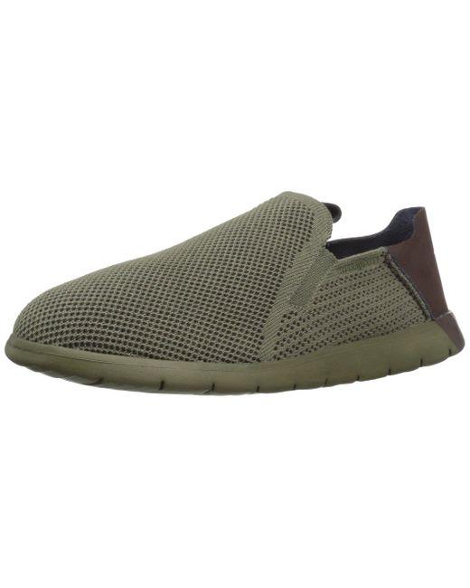Ugg Green Knox Hyperweave Fashion Sneaker for men