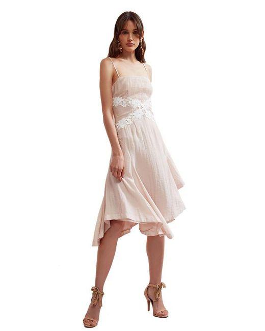 0742c87986 ... Keepsake - Multicolor Keepsake All Mine Dress In Shell - Lyst ...