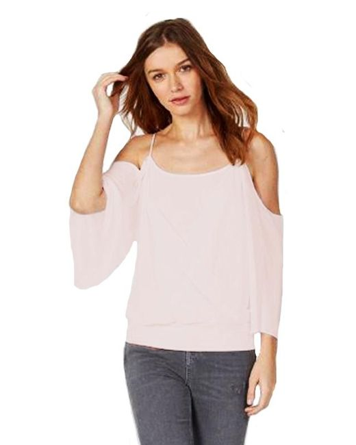 Bailey 44 | Pink Tombe Top In Rose | Lyst