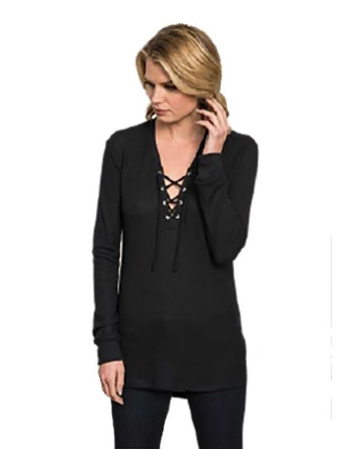 Feel The Piece | By Terre Jacobs Revy Top In Black | Lyst