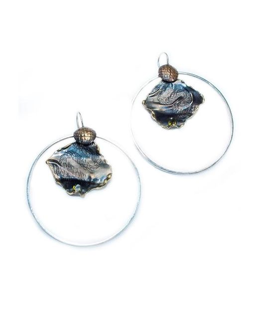 Sibilla G Jewelry | Metallic Sibilla G Lucania Metamorphose Earrings | Lyst