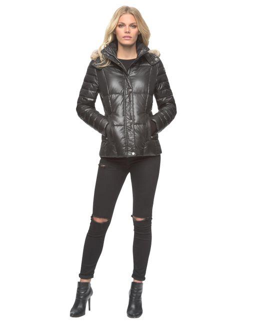 Marc New York | Black Aubrey Quilted Jacket  | Lyst