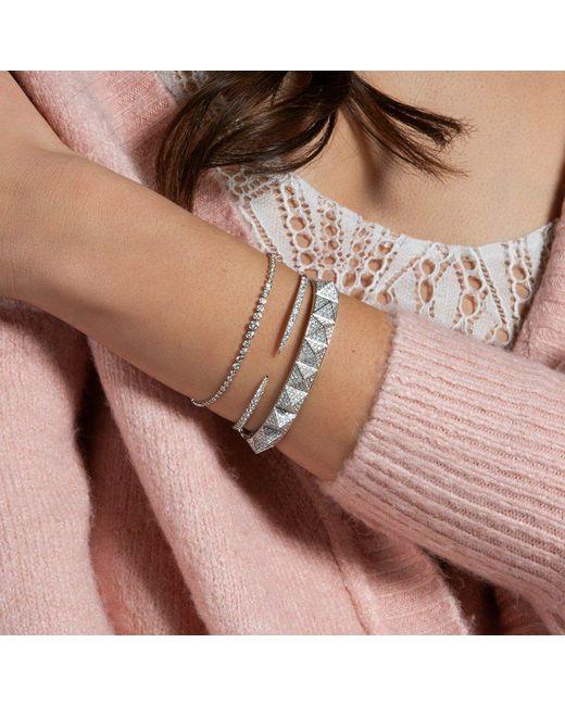 Anne Sisteron Metallic 14kt Yellow Gold Diamond Carly Bracelet