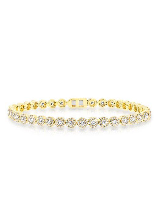Anne Sisteron 14kt Yellow Gold Diamond