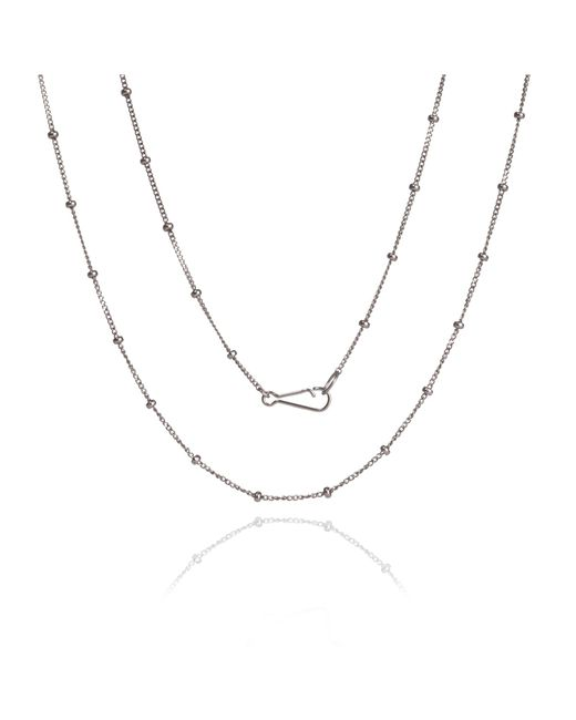 Annoushka | Metallic Classic Saturn Long Chain | Lyst