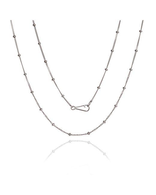 Annoushka | Metallic Classic Saturn Short Chain | Lyst