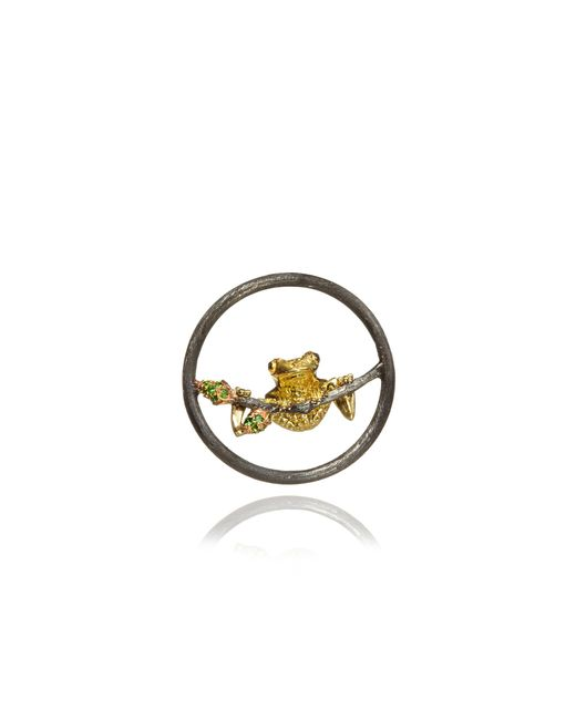 Annoushka | Metallic Hoopla Frog Pendant | Lyst