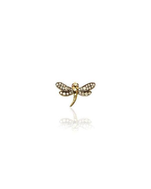 Annoushka Metallic Love Diamonds Dragonfly Left Earring