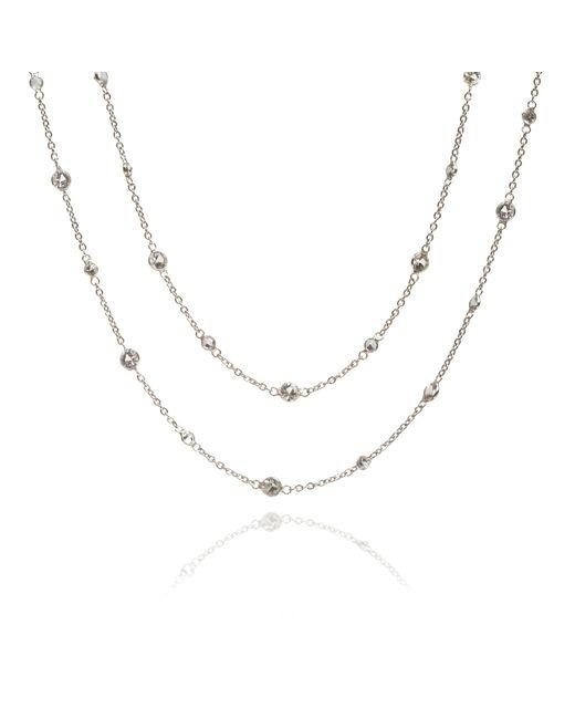 Annoushka - Metallic Nectar Jasmine Necklace - Lyst