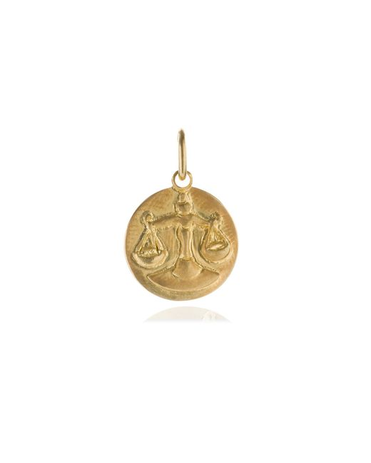 Annoushka - Metallic Mythology Libra Pendant - Lyst