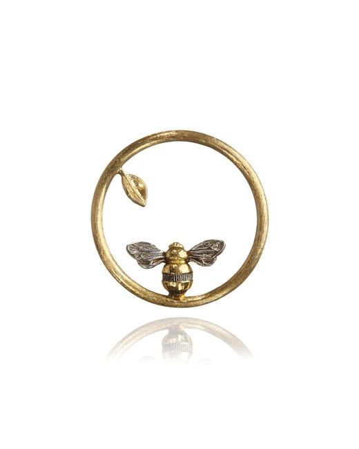 Annoushka - Metallic Bee Hoopla - Lyst