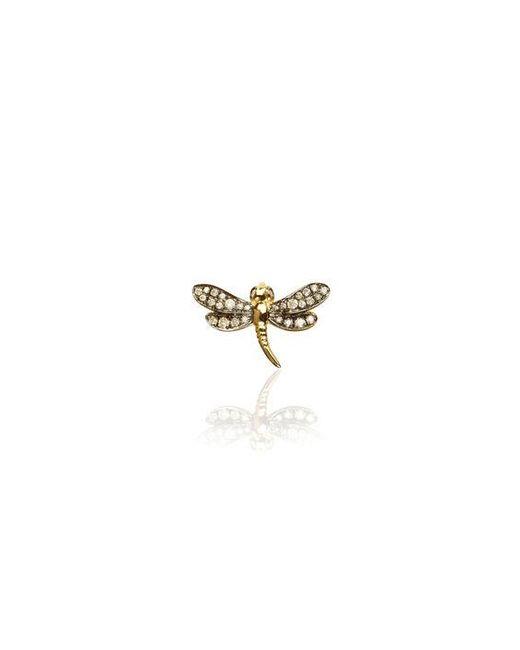 Annoushka Metallic Love Diamonds Dragonfly Right Earring