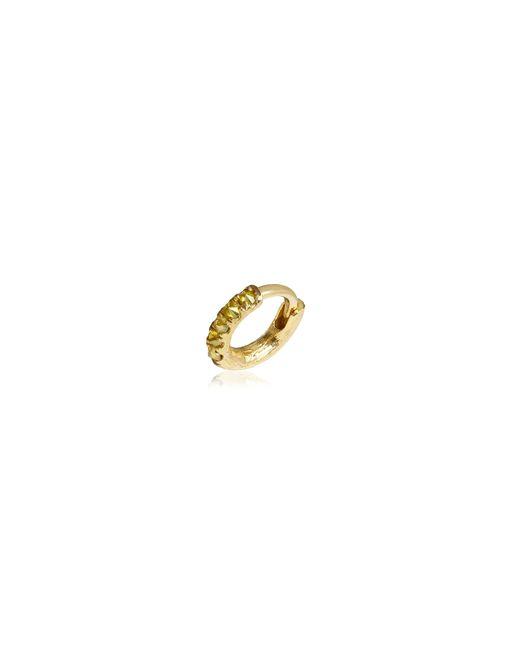 Annoushka - Metallic Dusty Diamonds Hoop Earrings - Lyst