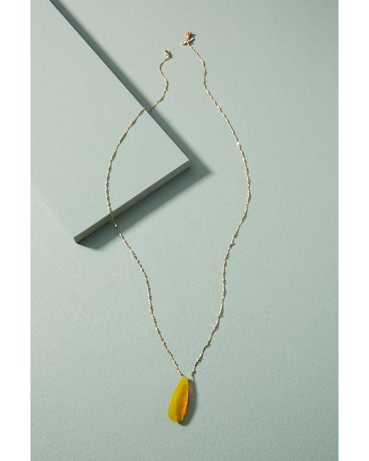 Serefina - Multicolor Skipping Stones Necklace - Lyst