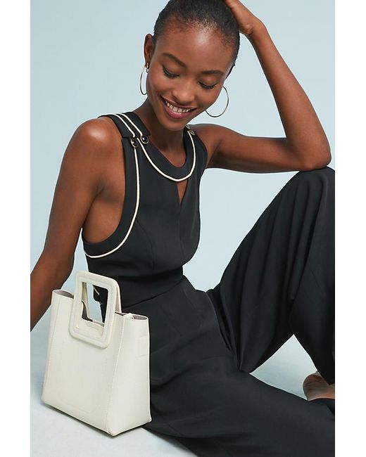 700b030f4ee9 ... Anthropologie - Black Whitney Tailored Jumpsuit - Lyst ...