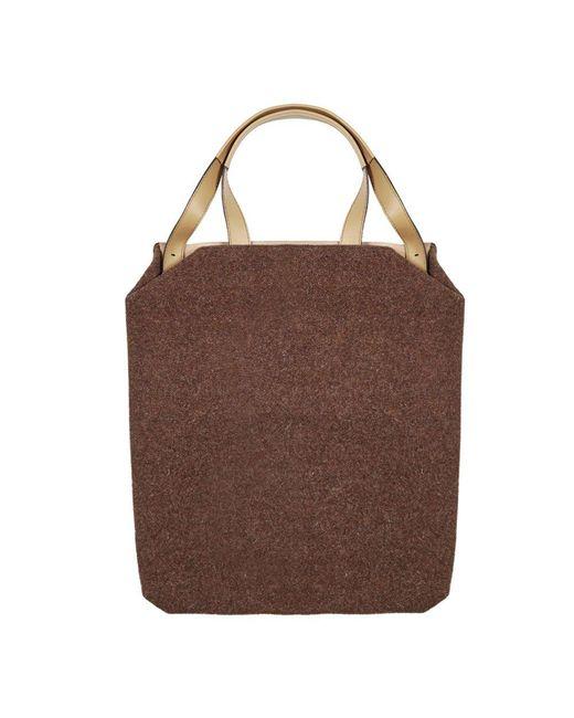 Vivienne Westwood Brown Tote Bag Worker for men