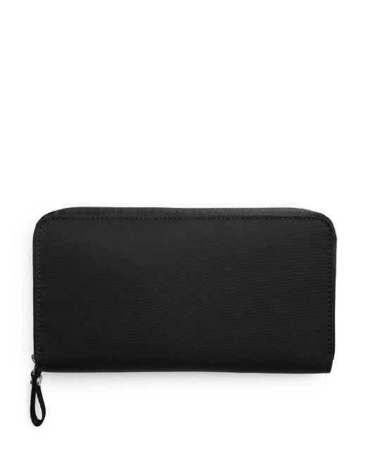 ARKET - Black Nylon Wallet - Lyst