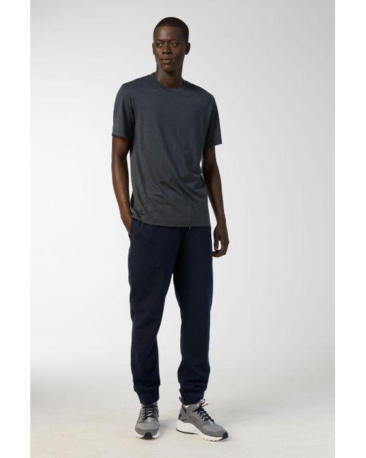 ARKET - Gray Merino T-shirt for Men - Lyst
