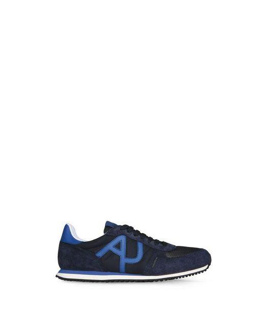Armani Jeans   Blue Shoe for Men   Lyst