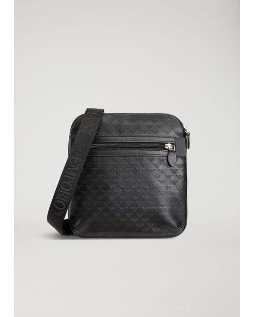 bd9d11506a Men's Black Crossbody Bag