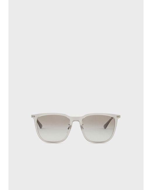 Gafa de sol Emporio Armani de hombre de color Gray