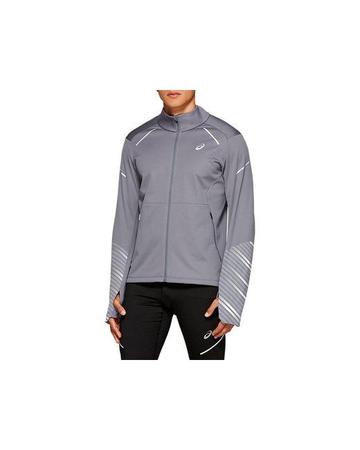 Asics Lite-showtm 2 Winter Jacket in het Gray voor heren