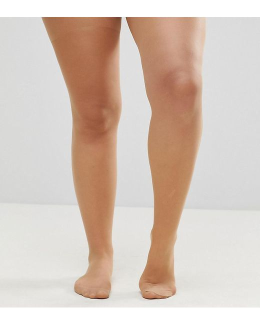 Cheap Sale Cheapest Price ASOS DESIGN Curve new improved fit 15 denier nude tights in golden bronze - Beige Asos Curve Buy Cheap Inexpensive Real Cheap Online Cheap Sale Visa Payment Fast Delivery Online 1tqf8modTs