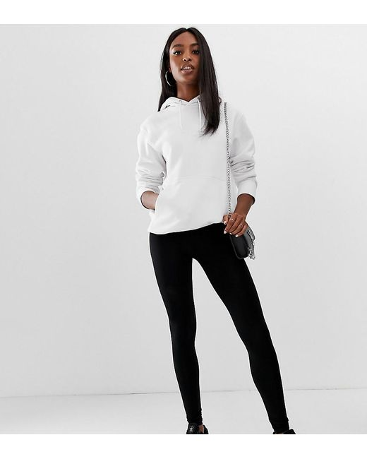 largest selection of 2019 united kingdom wholesale sales Women's Asos Design Tall High Waisted leggings In Black