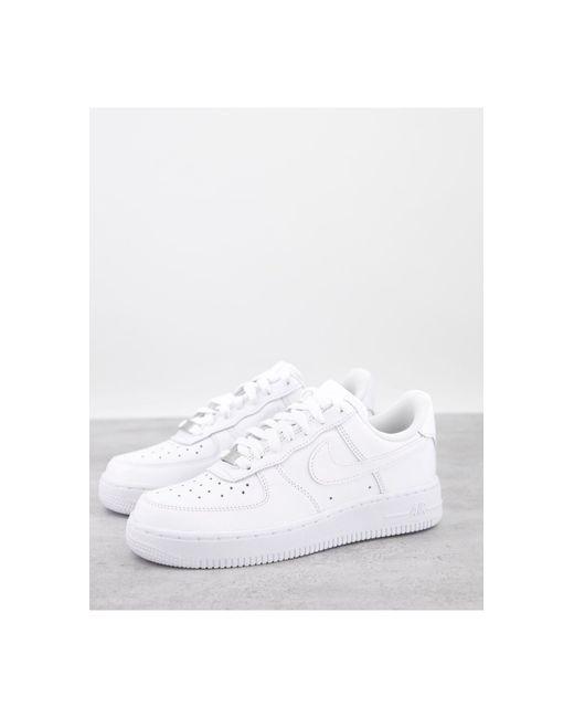 Nike White Air Force 1 '07