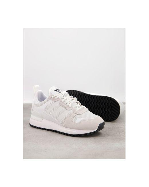 Светлые Кроссовки Adidas Zx 700-белый Adidas Originals, цвет: White