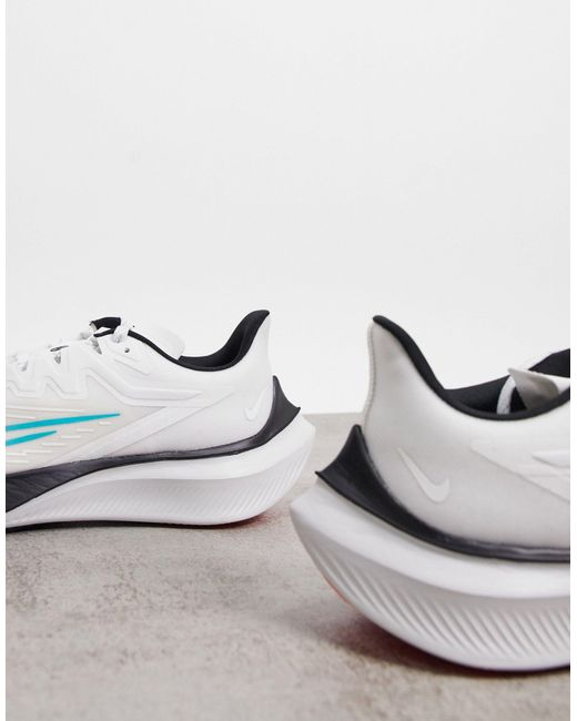 Белые Кроссовки Zoom Gravity-белый Nike для него, цвет: White